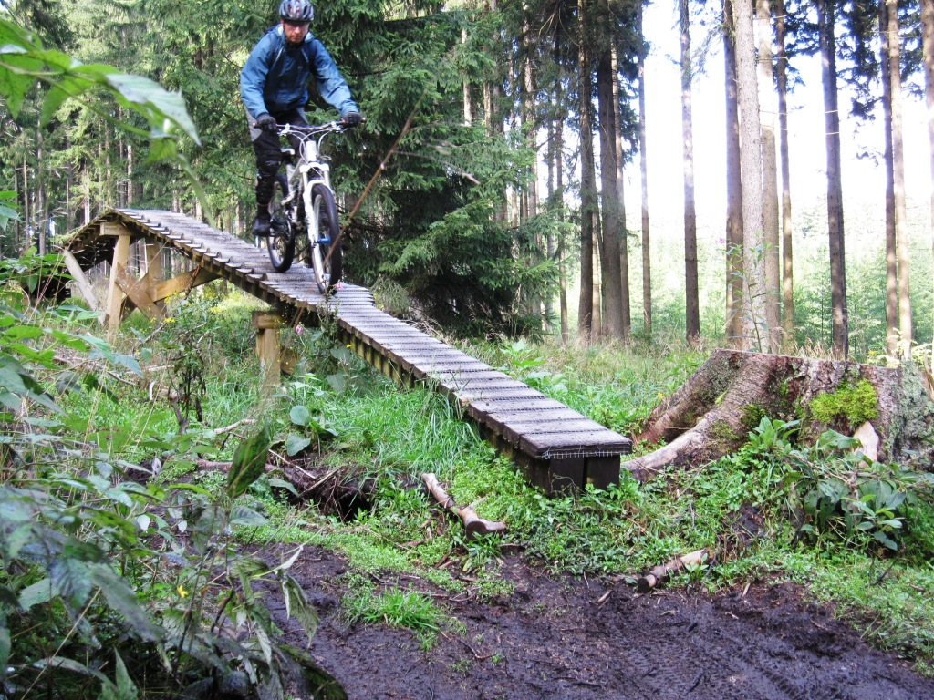 Eckerstausee | TRAILTECH. MOUNTAINBIKING. HARZ.