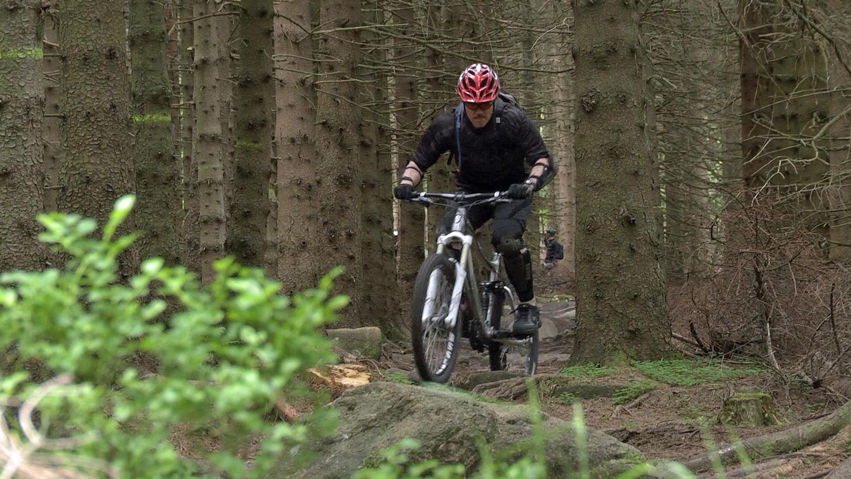 ... Braunlage - Der Wurmberg bietet Deutschlands größten Bikepark