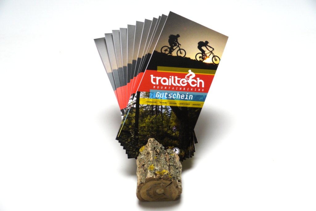 TRAILTECH Mountainbiking - Gutschein