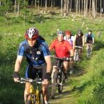 DSLV Mountainbike Fortbildung 2010