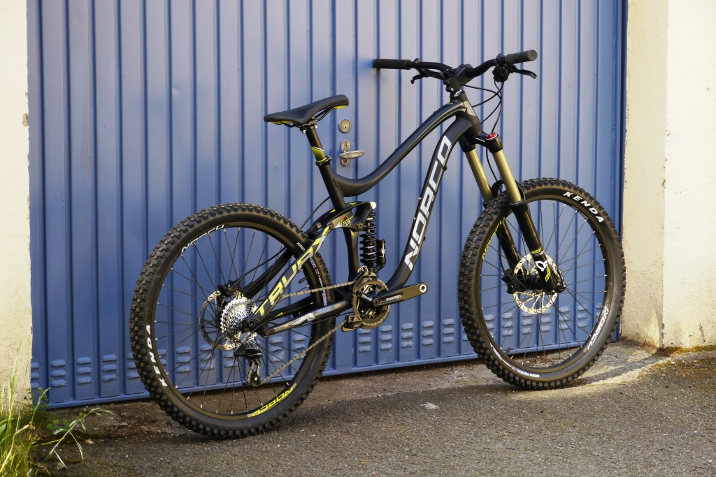NORCO Truax 3 – 2013 | TRAILTECH. MOUNTAINBIKING. HARZ.