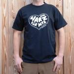 Ein Harz für MTB - Shirt