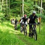 Mit Trailtech im Harz