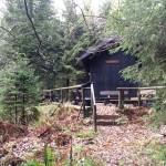 hütte im fischbachtal